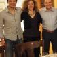 Avec Mercedes et Pedro à Madrid