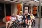 La première rencontre de notre voyage, dans le quartier de Chinatown à Singapour